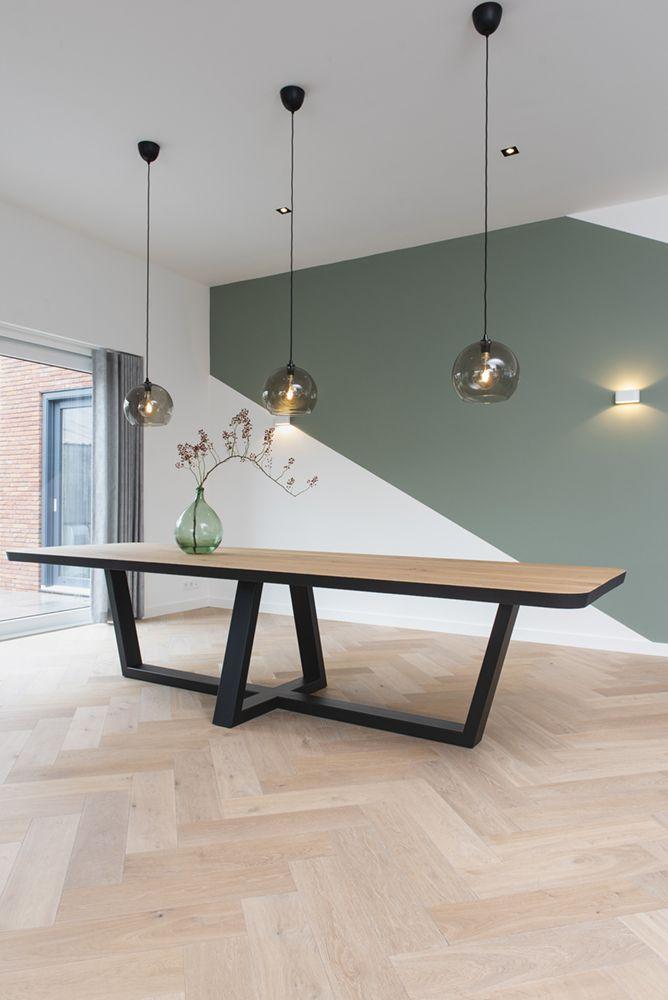 Stoere tafels op maat