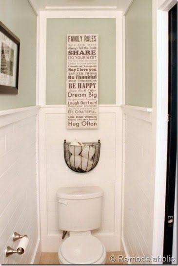 50 (nouvelles) astuces pour tout ranger dans la maison - Toilette Seche Interieur Maison