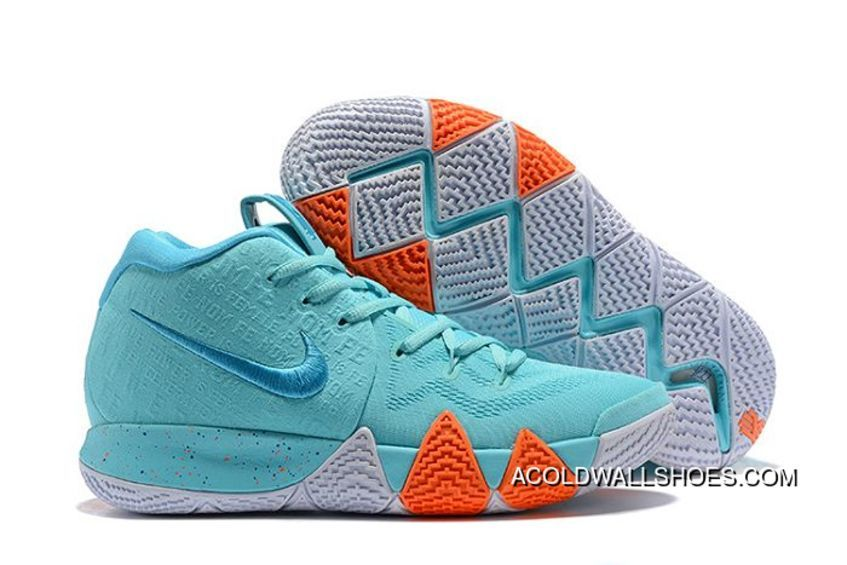 new arrival c4b17 d6e2f Latest Men Nike Kyrie 4 Basketball Shoes SKU:165012-411 in ...
