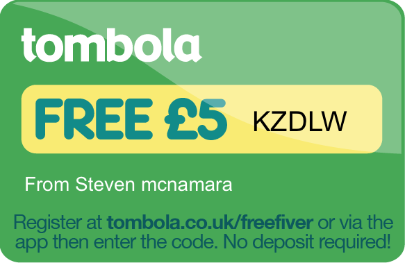 Free 5 Cash With Tombola Bingo Or Arcade Use Any Of The Codes In