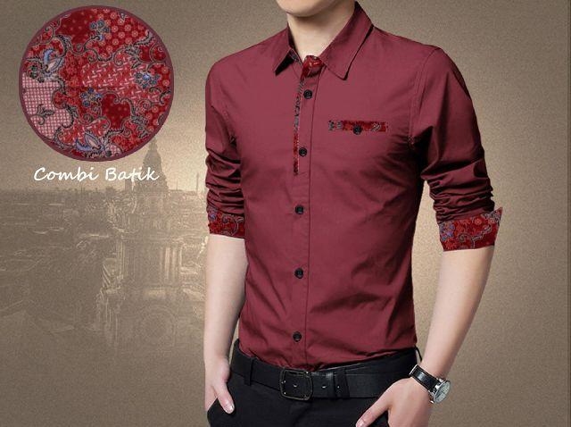 Style Baju Batik Pria
