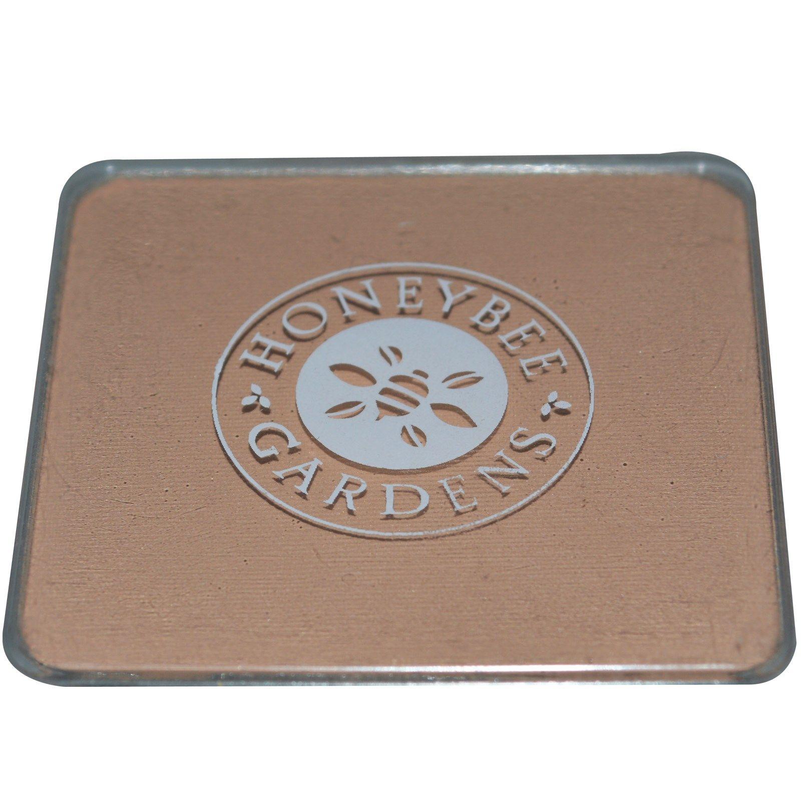 Honeybee Gardens, Pressed Mineral Powder, Malibu, 0.26 oz (7.5 g ...