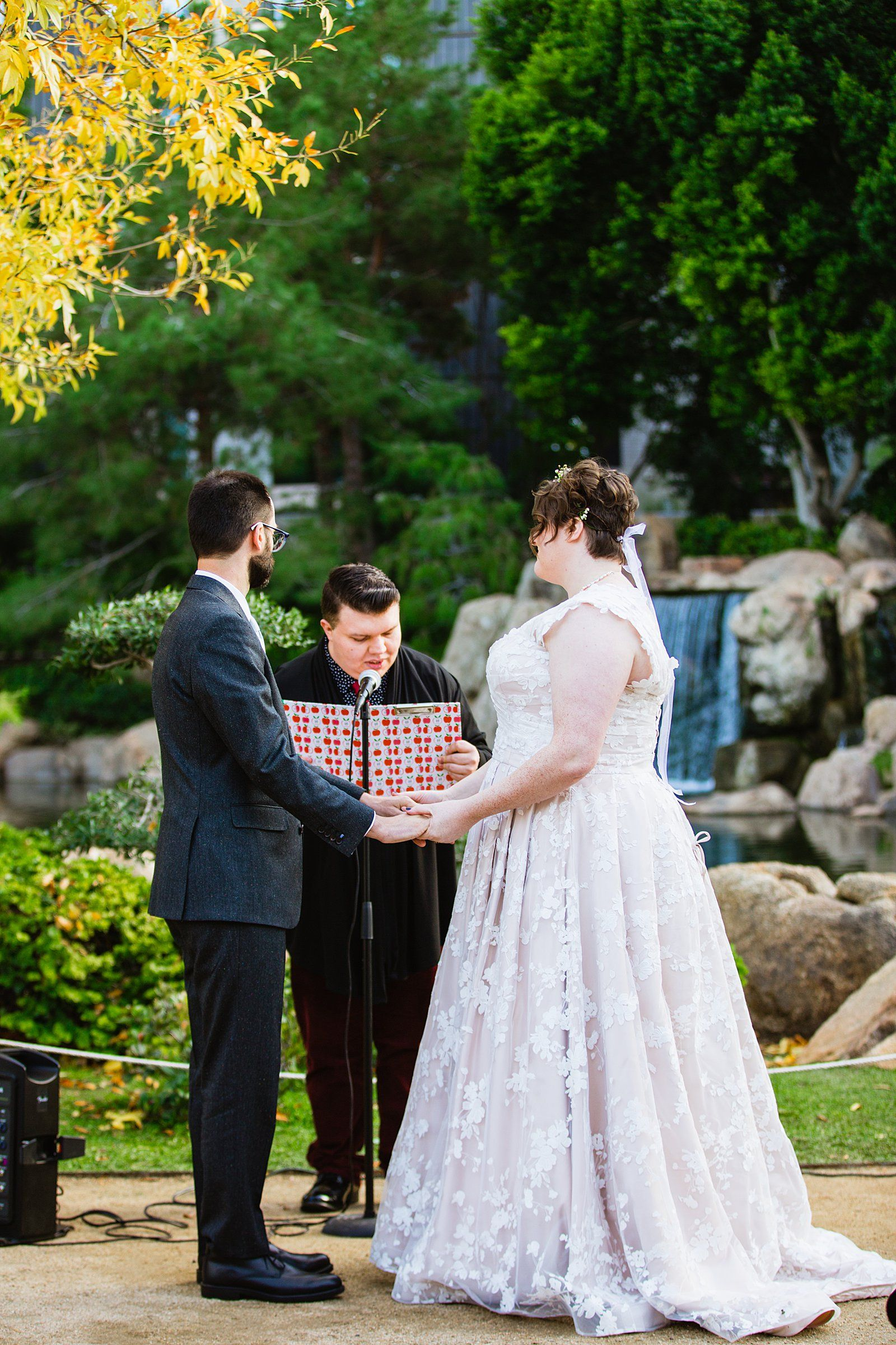 Japanese Friendship Garden and The Duce Wedding Phoenix