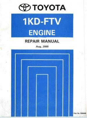 Toyota 1kd ftv engine repair manual rm806e pdf toyota manual toyota 1kd ftv engine repair manual rm806e pdf fandeluxe Images