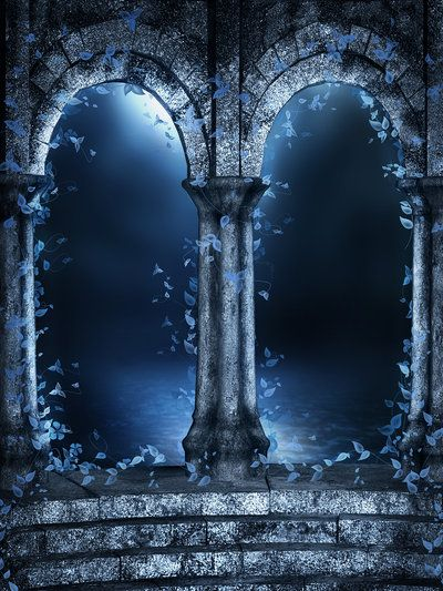 Fantasy night free background by moonchild-ljilja on DeviantArt