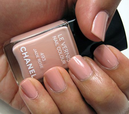 nude look? only with #493 jade rose by Chanel | My Chanel Board ...