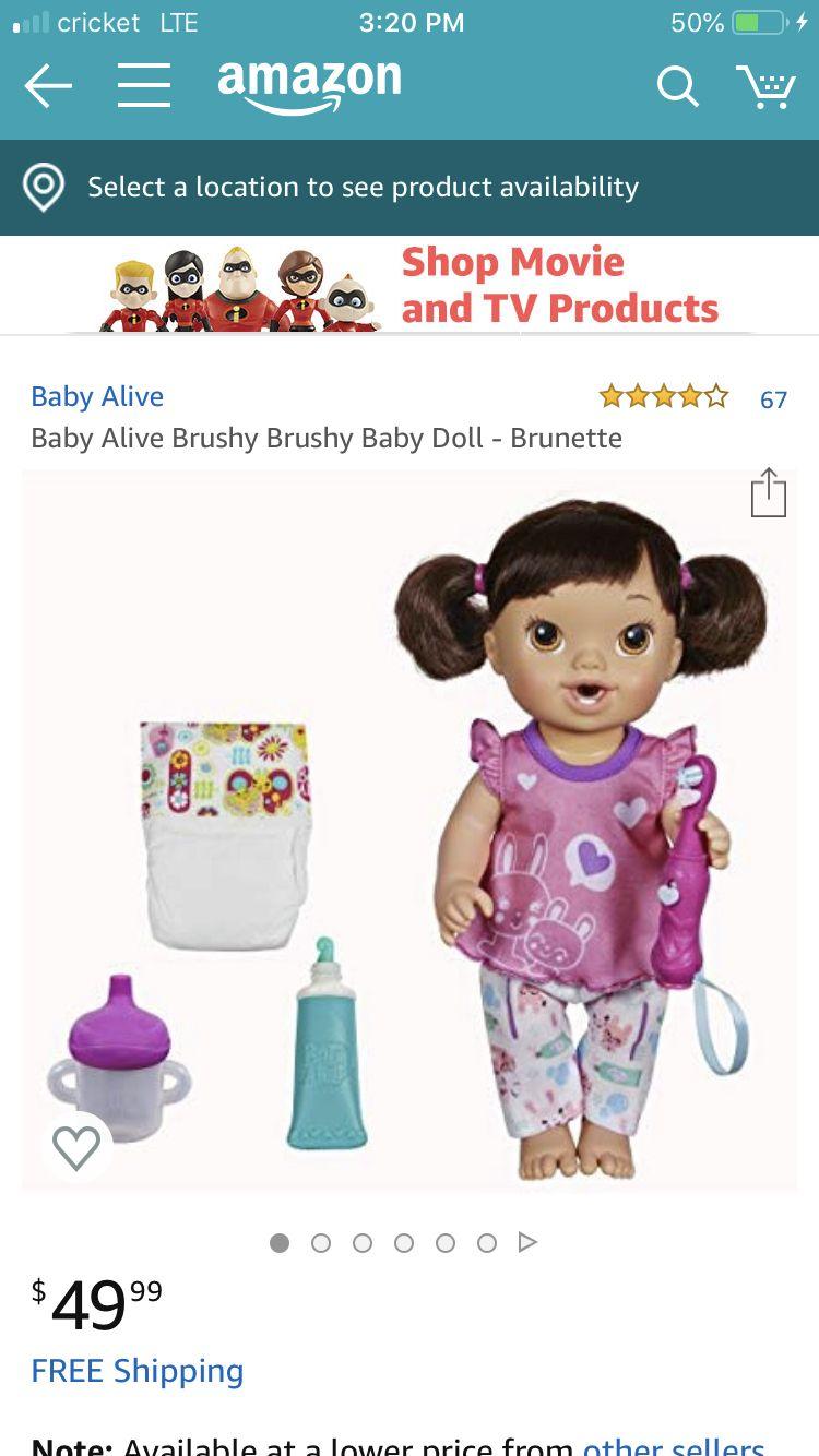 Pin By Alyssacheyennemoran On Baby Alive Baby Alive Baby Dolls Baby