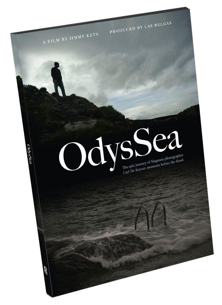 """OdysSea //15€ // Daltonshop.be // #Magnumfotograaf  #CarlDeKeyzer #JimmyKets // """"Een intiem portret van een kunstenaar van weinig woorden en sombere gedachtes maar ook van grote passie en internationale klasse."""" (Focus Knack)"""