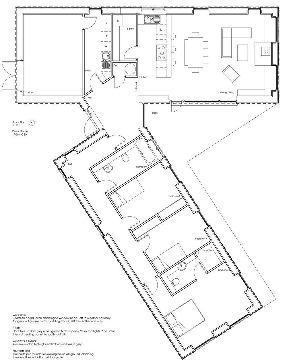 Plan Image Jpg Plans De Maison Pinterest House Architecture
