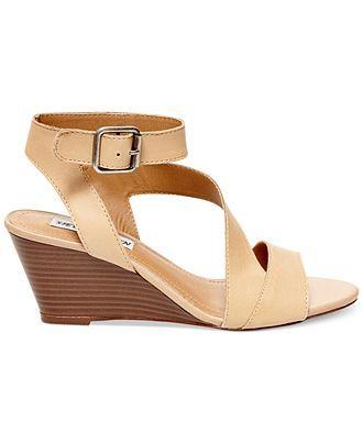 0f9c63889a06 Steve Madden Women s Stipend Wedge Sandals - Shoes - Macy s