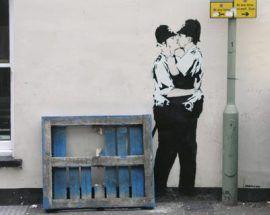 Policial kiss