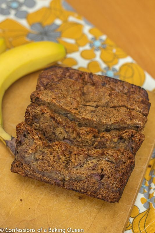 Confessions of a Baking Queen » Blog Archive Pudding Banana Bread » Confessions of a Baking Queen