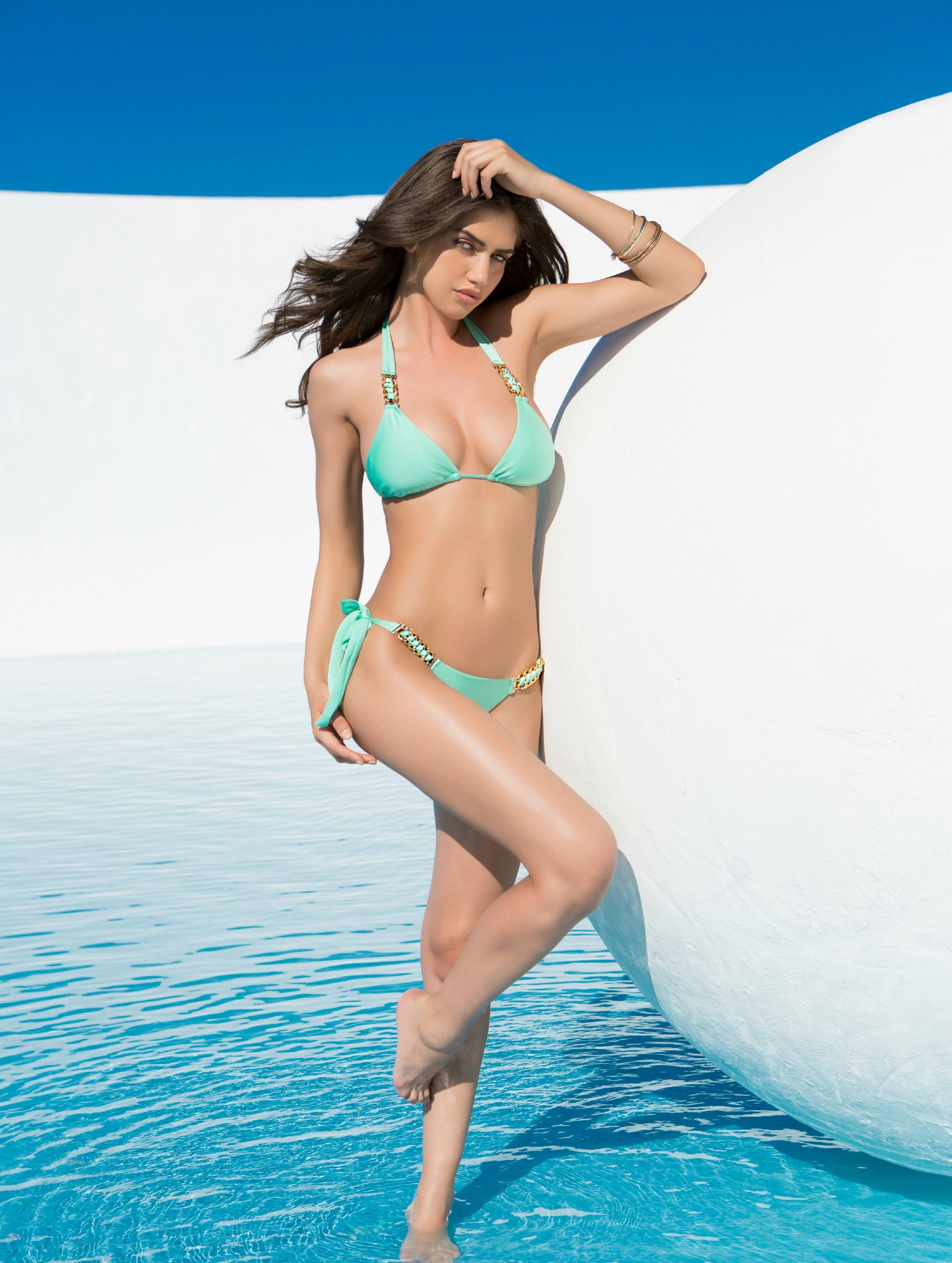 1b51fe275b LADY LUX-Hard To Get Mint Bikini | Designer Clothes | Swimwear ...