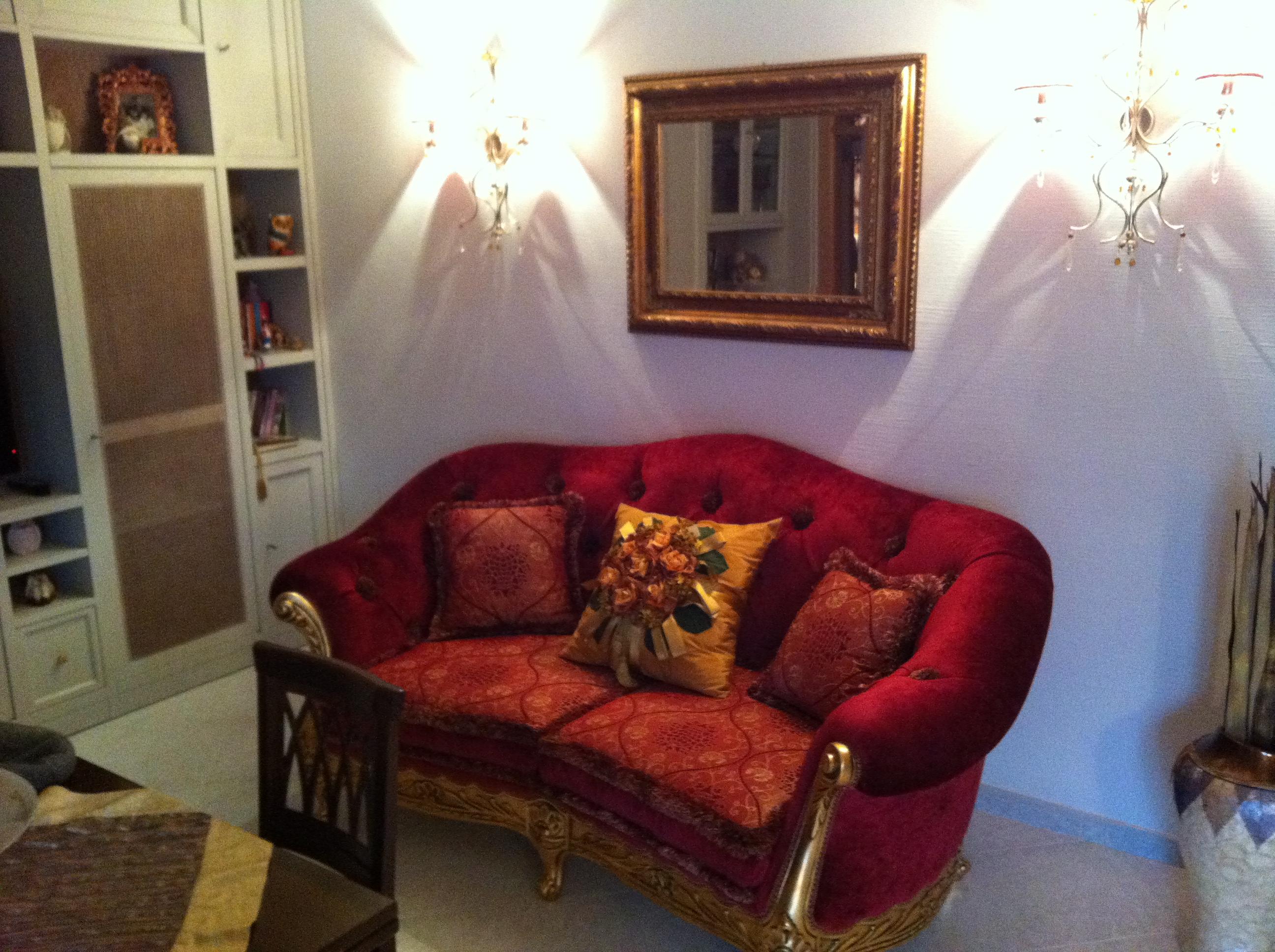 #Soggiorno divano realizzato su misura. | Arredamento ...