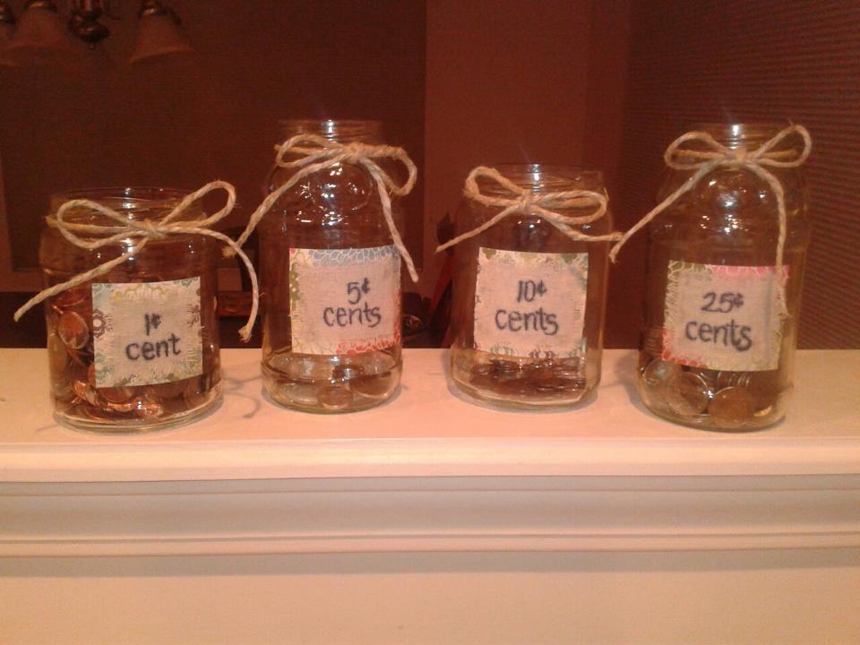 Change Jars Change Jar Wine Bottle Jar