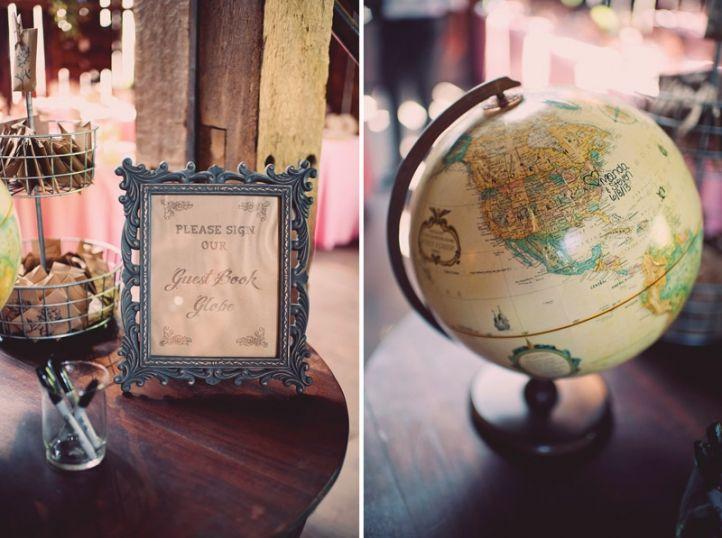Best 25 Wedding Planner Book Ideas On Pinterest: Best 25+ Globe Guest Books Ideas On Pinterest