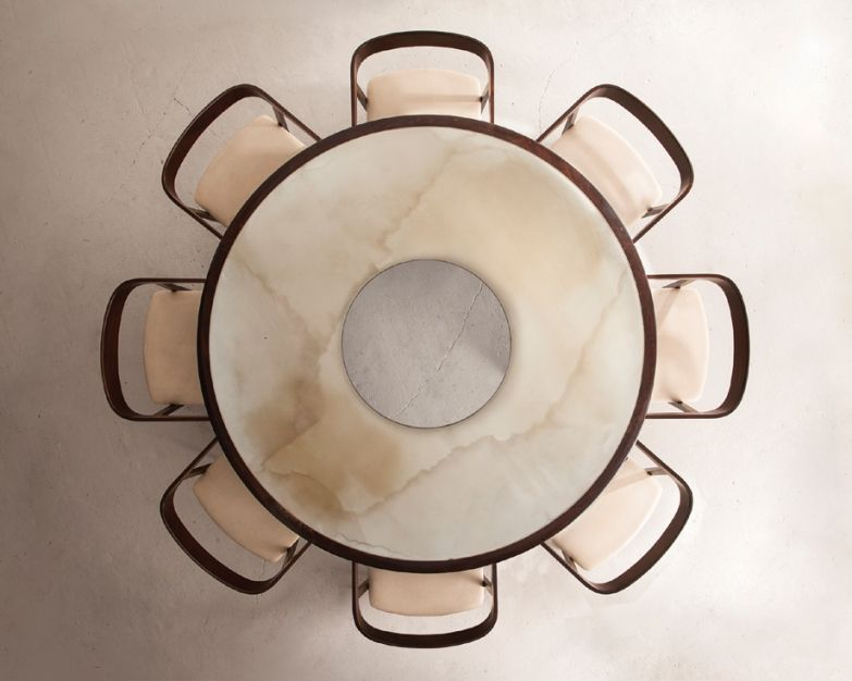 Designmiami Glass Dining Set Furniture Dining Table Round Dining Table