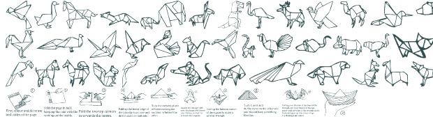 Origami Font Download Free Truetype