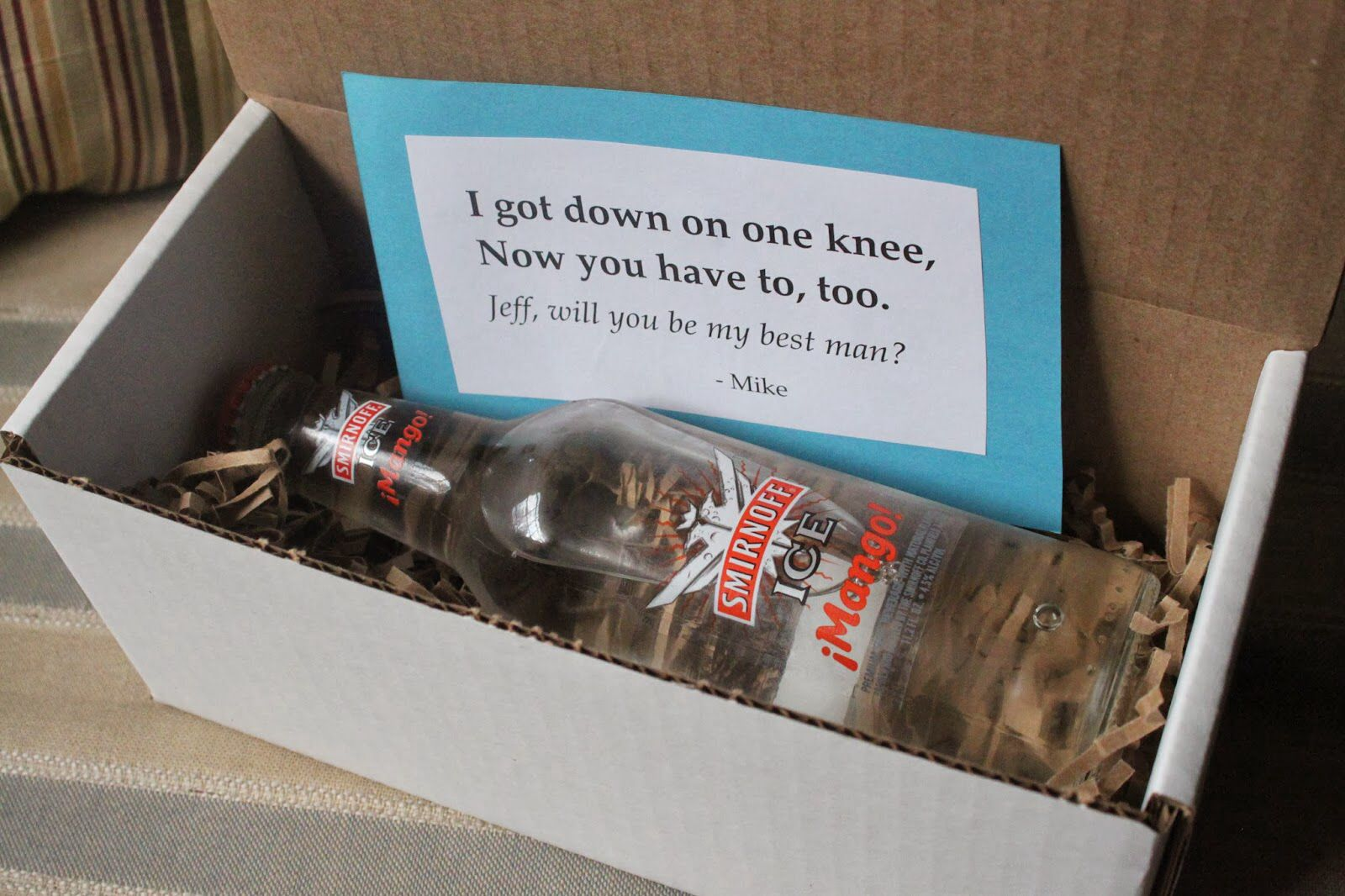 icing your bros awesome groomsmen pinterest weddings
