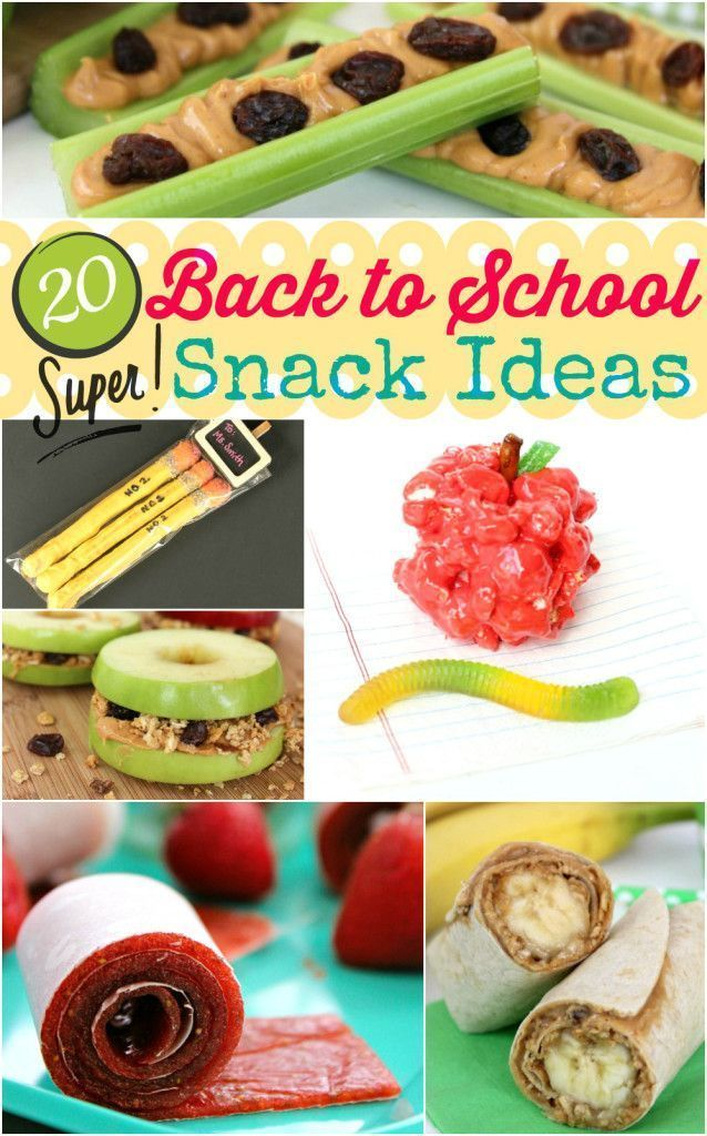 20 Back To School Snack Ideas A Spectacled Owl Healthy Afternoon Snacks Snacks Food