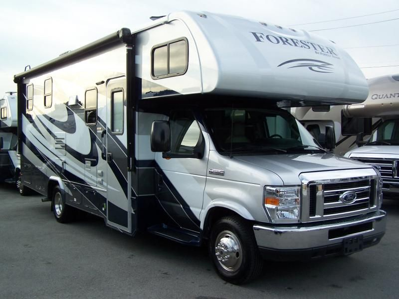 2018 Forest River Forester 2421MS Rv for sale, Forest