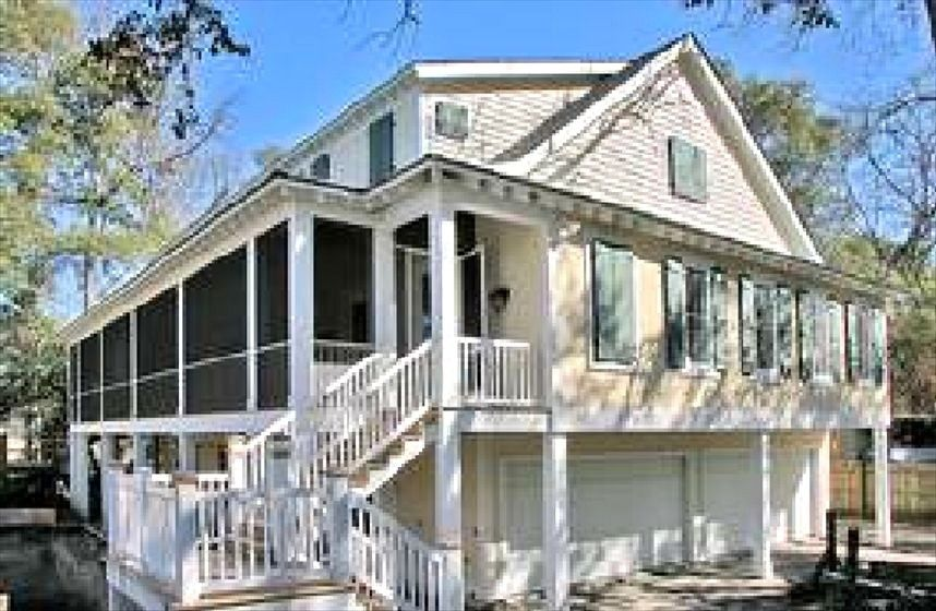 House vacation rental in South Forest Beach from