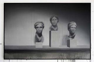 Arte y Arquitectura: Figuración, encuadre y desenfocado. Alain Urrutia