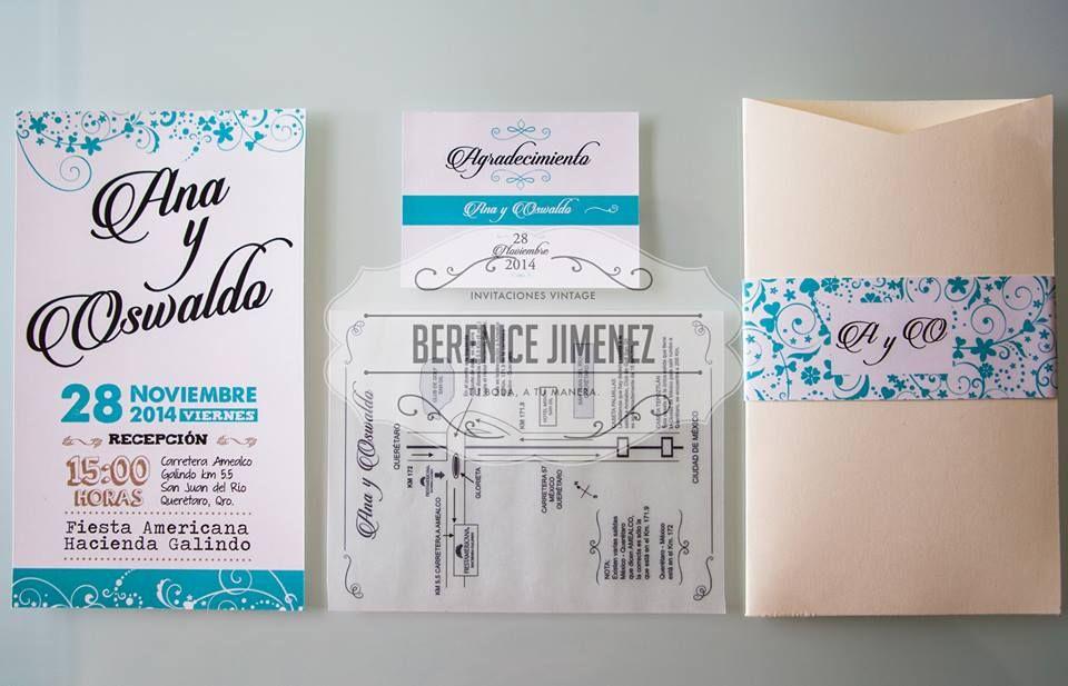 Invitaciones Para Boda Sencillas Tarjetas Matrimonio