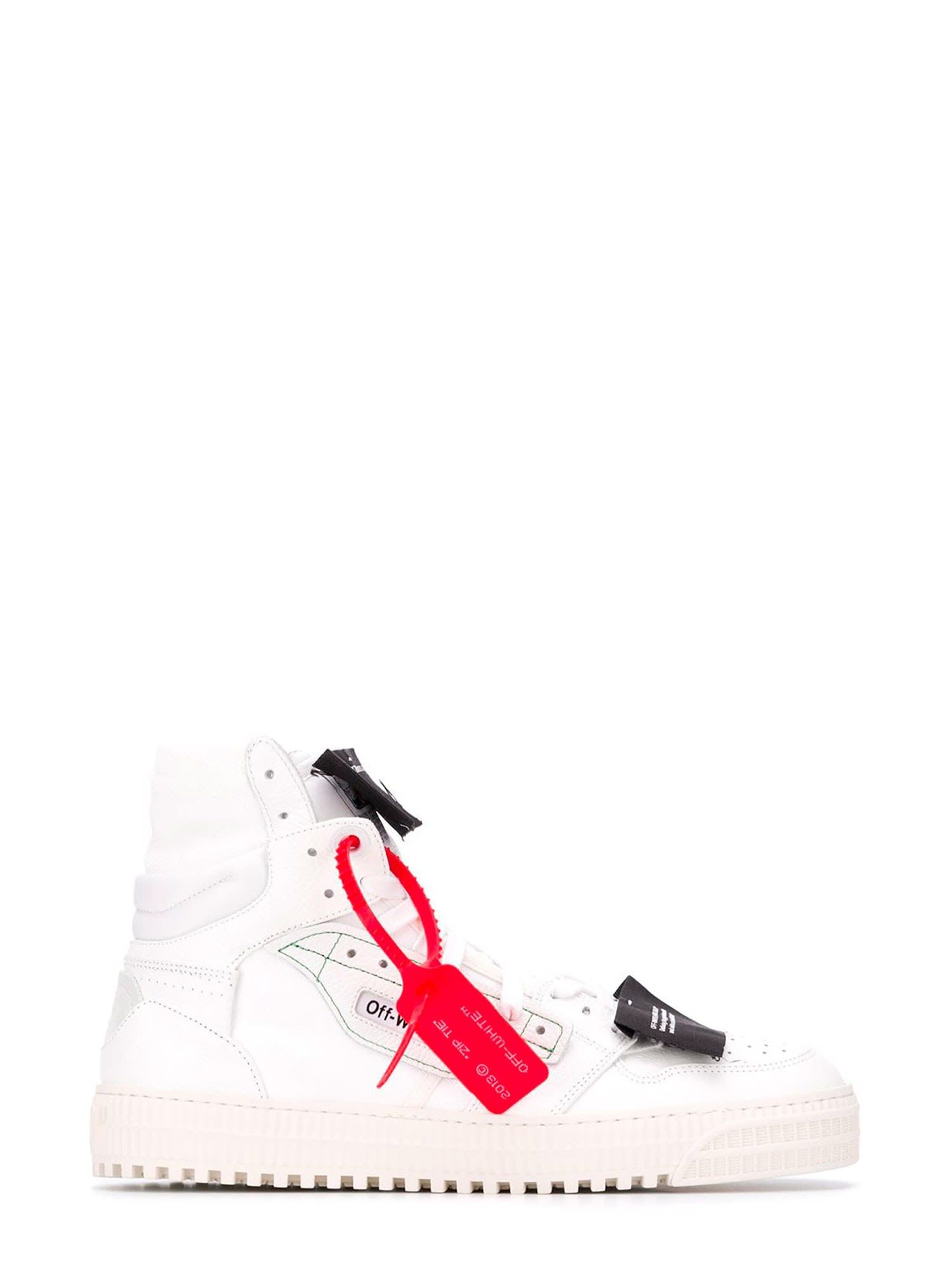 Off White Alta 3 0 Sneakers Off White Shoes
