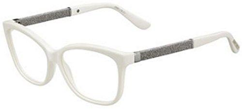c4baef6898 JIMMY CHOO Eyeglasses 105 0KLQ White 55MM