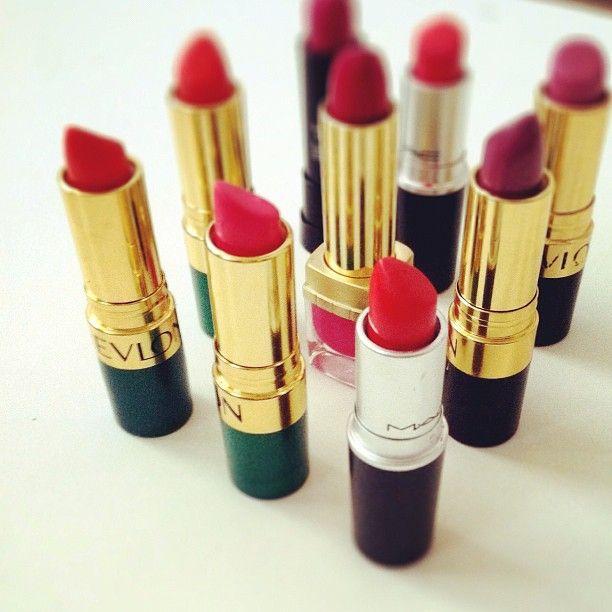 iSpy Mac Red  or Ruby Woo   hmmm #lipstickobsession   lip