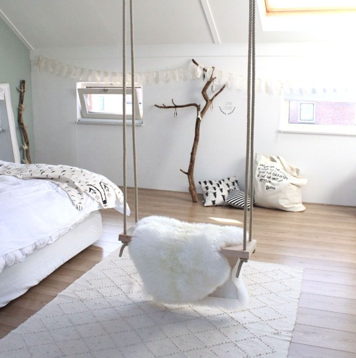 Swing For Bedroom Kids Room  Need That Swing For The Future  Future House .