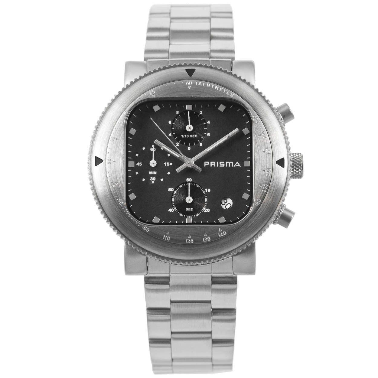 Prisma Herenhorloge chronograaf P.2811 | Prisma Horloges in