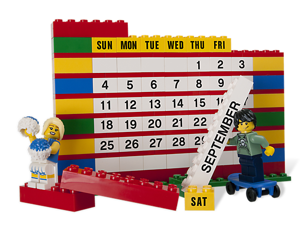 calendrier en briques lego that 39 s pretty coool pinterest lego brique lego et cadeau. Black Bedroom Furniture Sets. Home Design Ideas