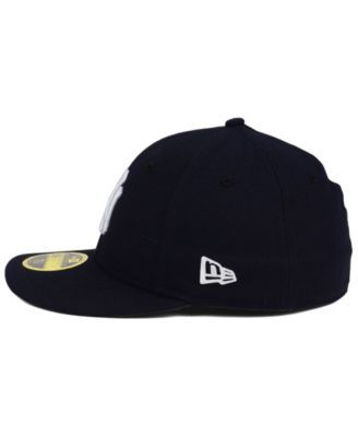 99eef93b086 New Era New York Yankees Low Profile Ac Performance 59FIFTY Cap - Blue 7 1 4