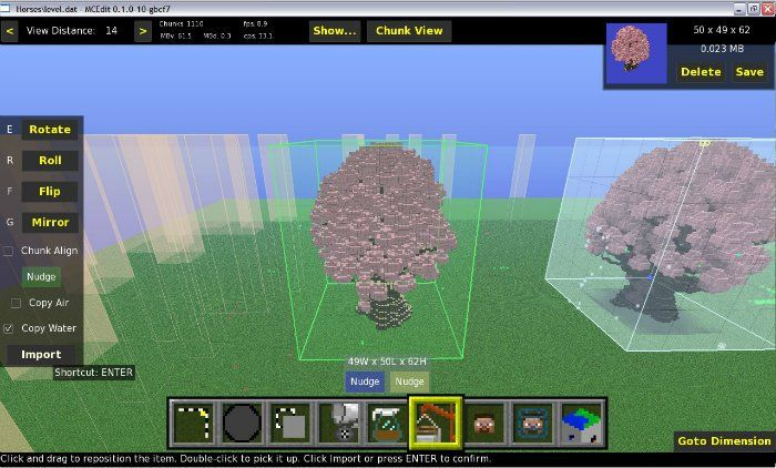 Mcedit Tool For Minecraft 1 8 1 7 10 Minecraftio Com Free Download Minecraft Mods Maps And Resource Pack Minecraft Mods Minecraft 1 Minecraft