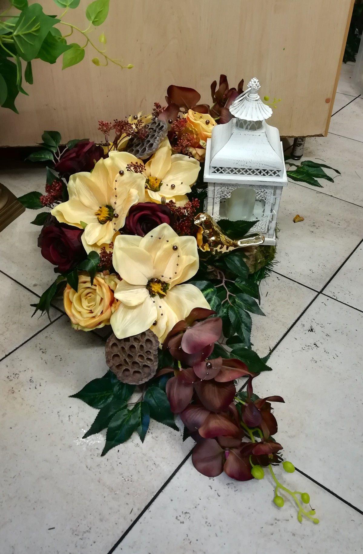 Wyk Teresa Rycerz Ketrzyn Flower Decorations Funeral Flower Arrangements Flower Arrangements