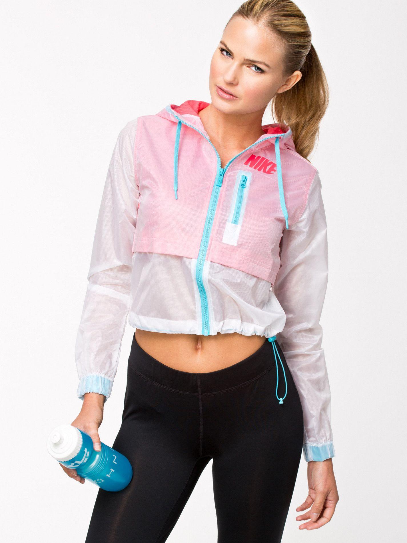 ae07b440e Nike Transparent jacket | Windbreaker | Nike sportswear, Jackets ...