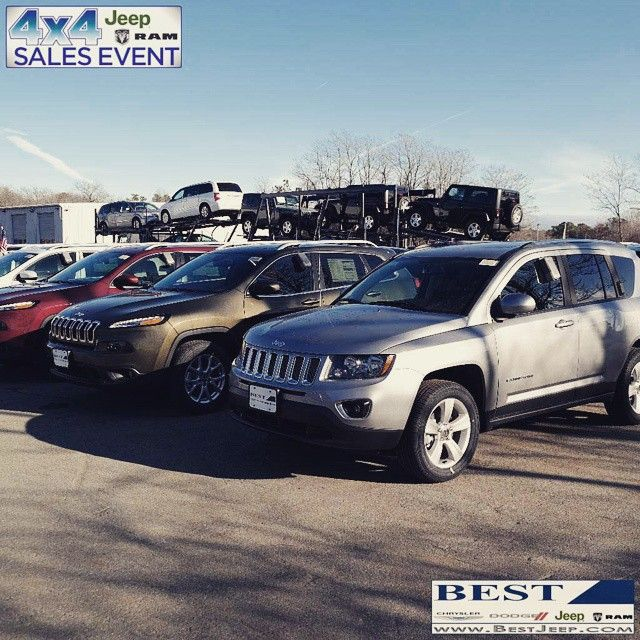 Take A Look At The Bestjeep Com Lineup 4x4 Sales Event Happening