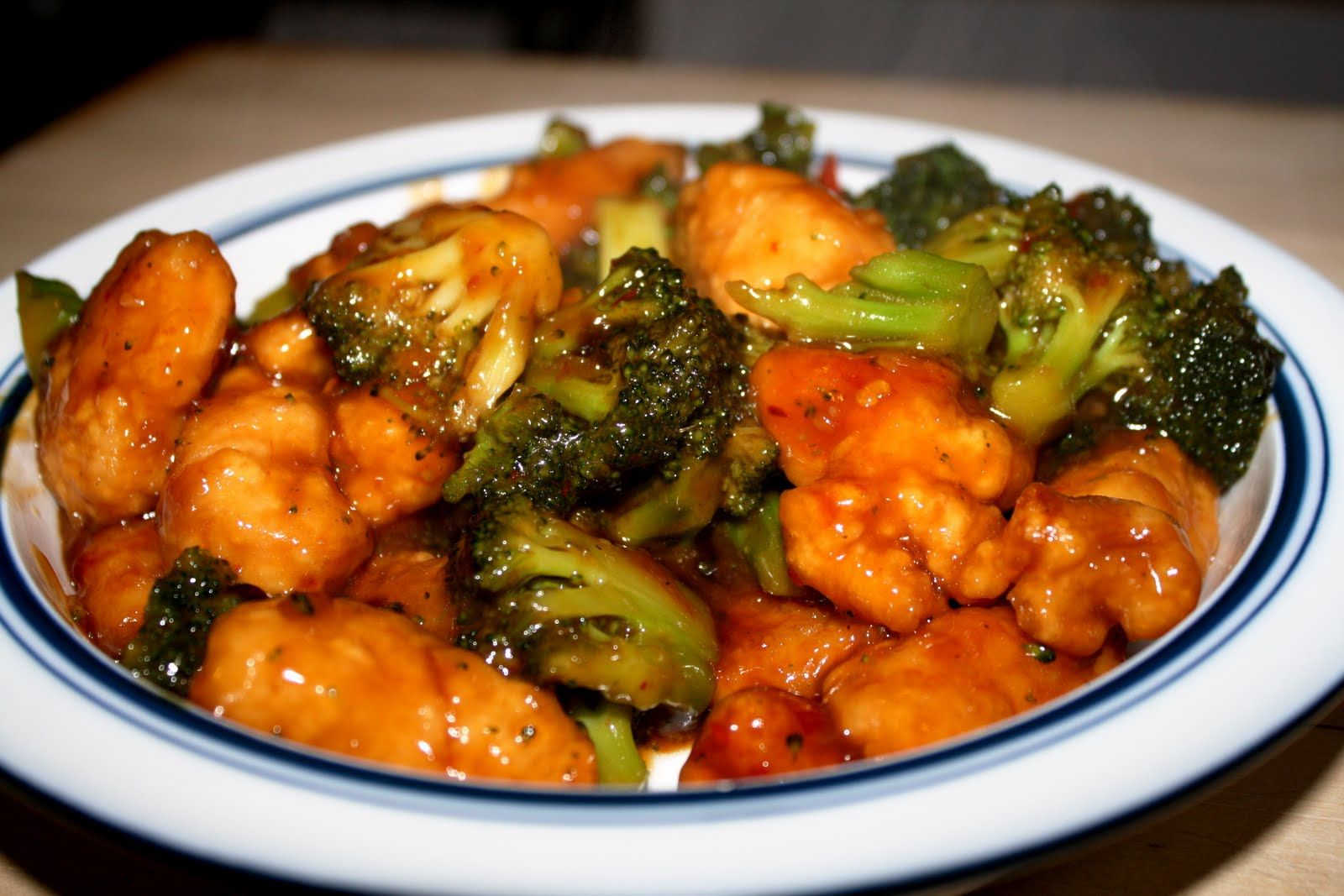 An Immovable Feast: Weekend Eats Part 1/5: P.F. Chang's Home Menu