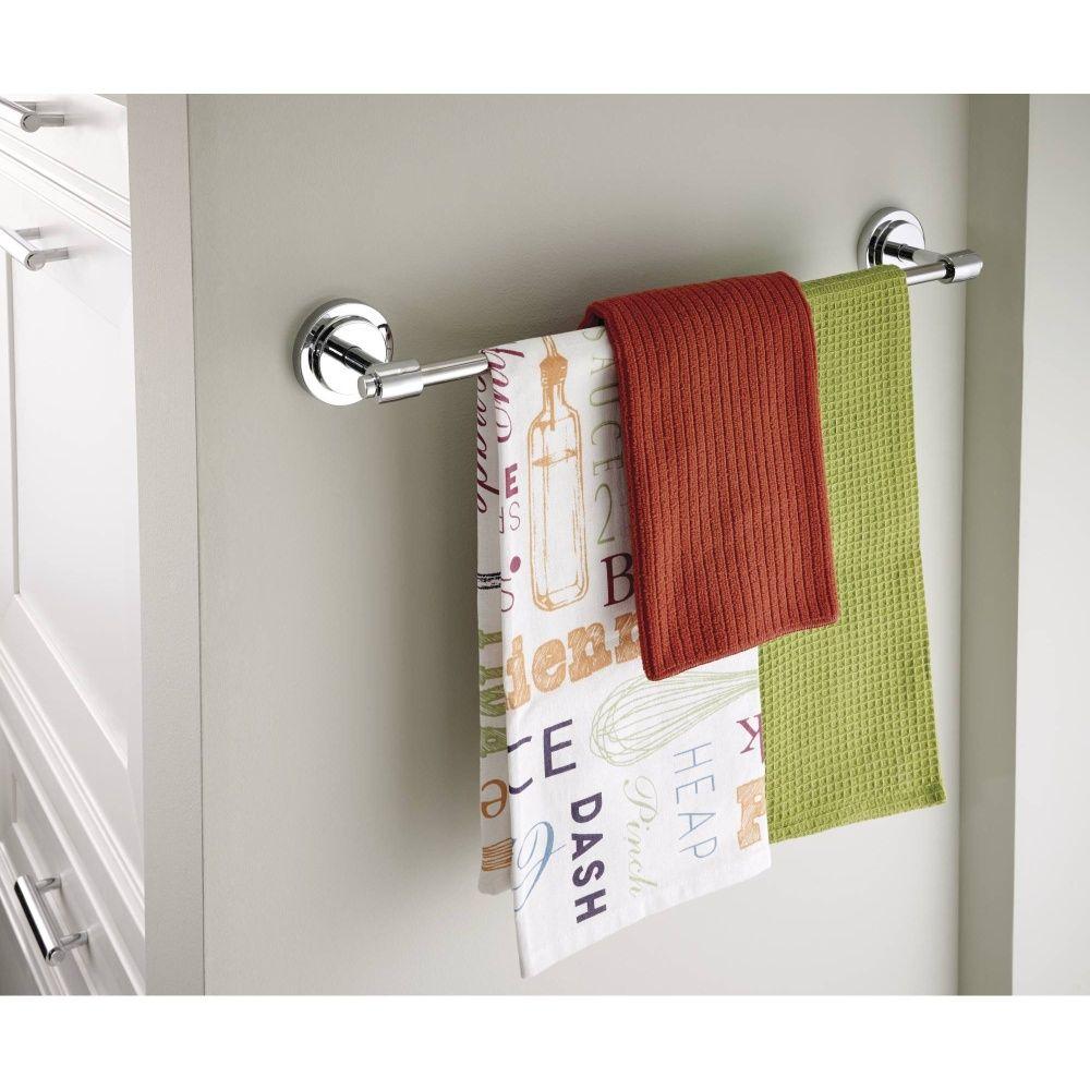 Moen Creative Specialties Csi Dn0724ch Iso Polished Chrome Towel