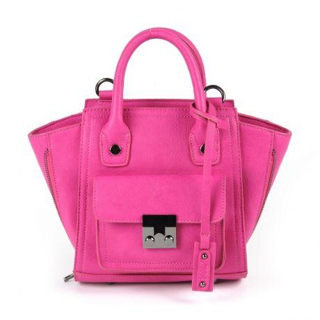 Mini shopper rose de la marque MOA.   trop mimi   Pinterest   Sac et ... 2badbaaca6c