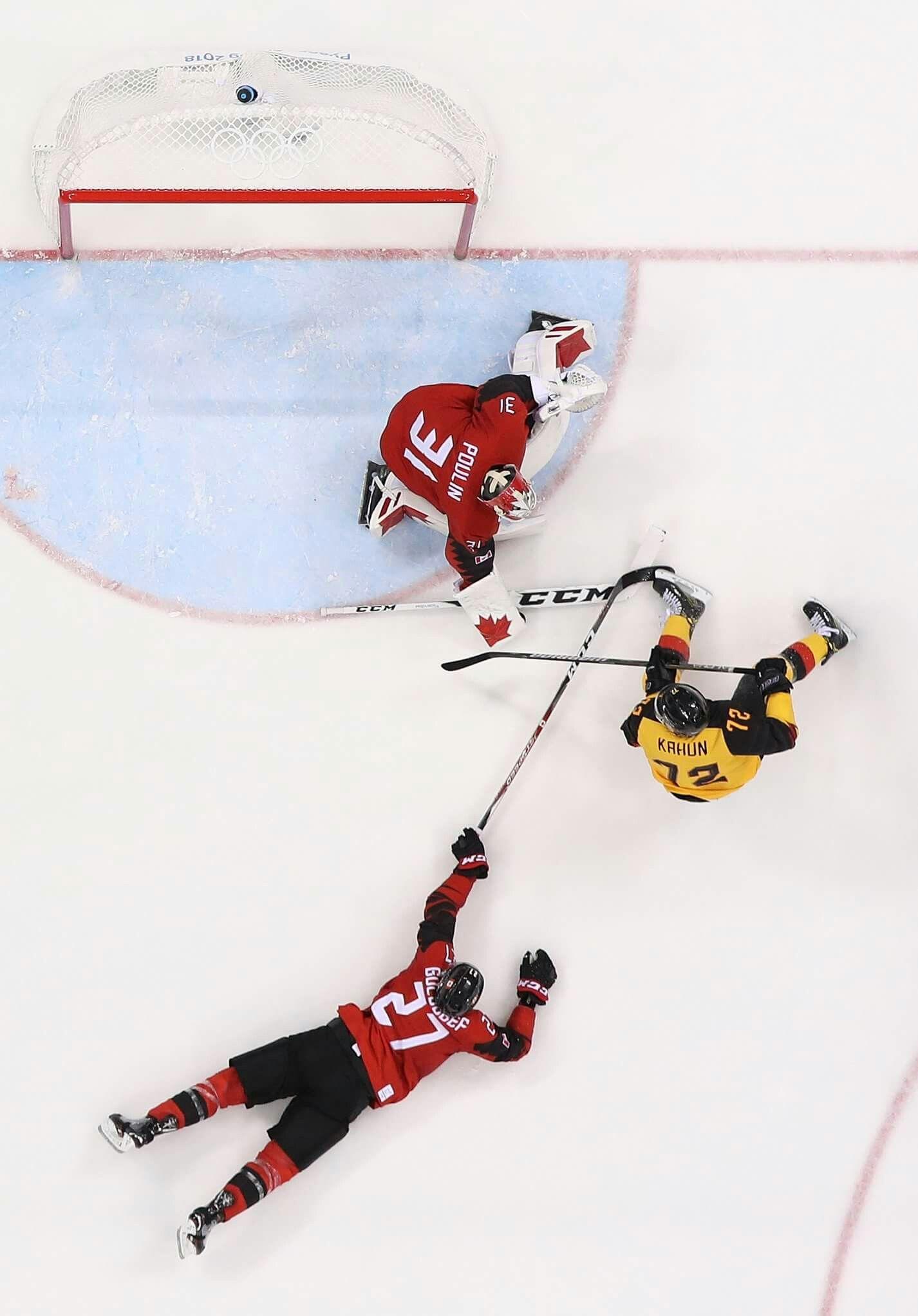 Hockey. February 23. ,Day 14 Multisport event, Winter