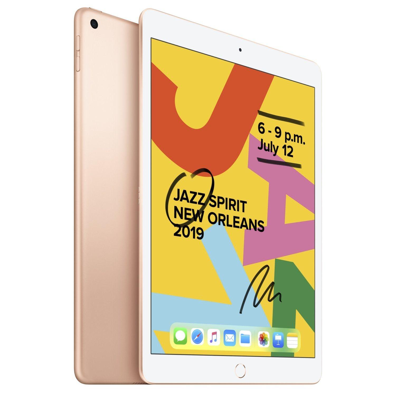Tablet Apple Ipad 10 2 2019 32gb Wi Fi Zloty Mw762fd A In 2020 Apple Ipad Ipad New Apple Ipad