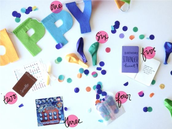 Ideas For Birthday Gifts To Mail