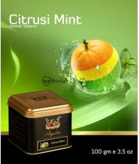 Argelini Citrusi Mint Hookah Tobacco Buy It From Hookahonmars Com