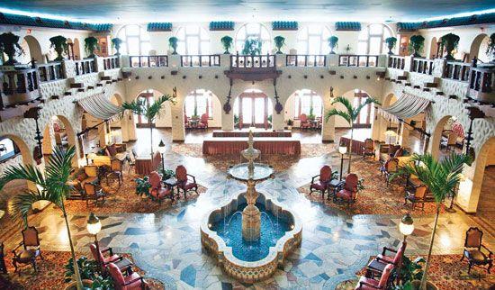 hotel hershey, pennsylvania | travel in the u.s. | pinterest