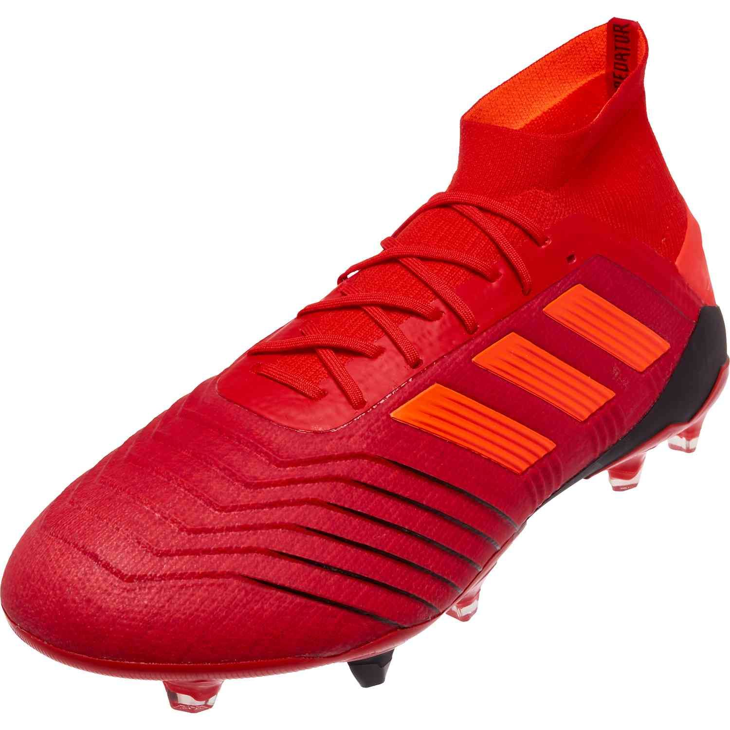 0e767fa1d48 The 1st adidas Predator 19.1 shoe is here. Get it from SoccerPro!
