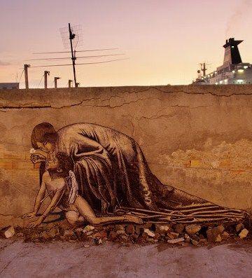 La Speranza che risolleva l'Amore ferito - NAPOLI