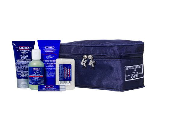 kiehl's for men kit. highly recommend!